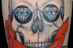 Diamond-Eyed-Skull